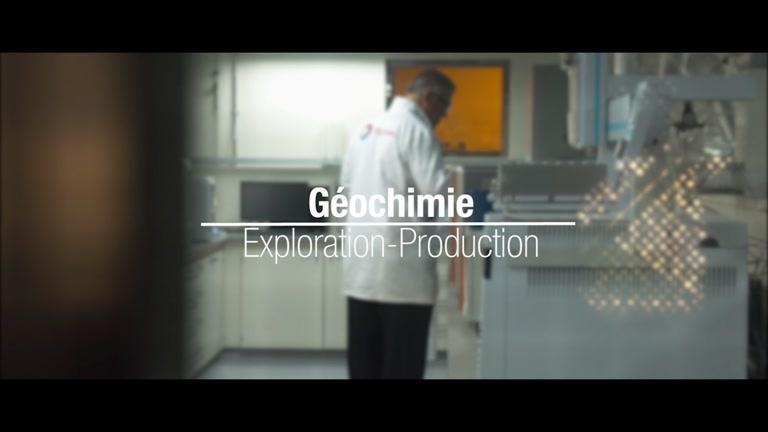 Géochimie - Centre de recherche au Qatar