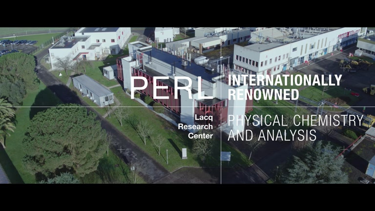 Le PERL - Physico-chimie et analyses